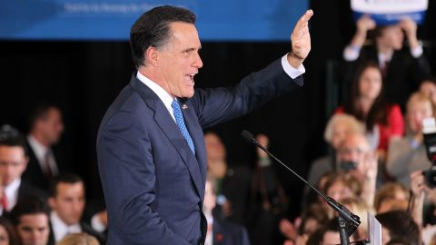 """""""If someone's looking for things that the president's done wrong, it's a long, long, long list,"""" Mitt Romney said Friday."""