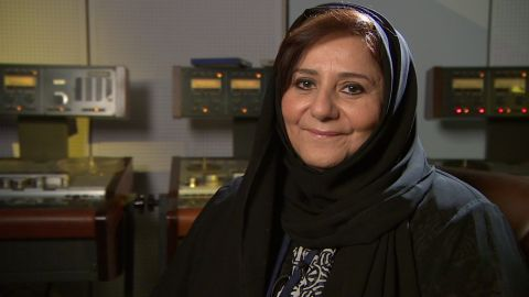 Samar Fatany, a radio journalist, was one of the first women employed in government 30 years ago. She thinks Saudi women have a great opportunity  for change that they need to take advantage of.