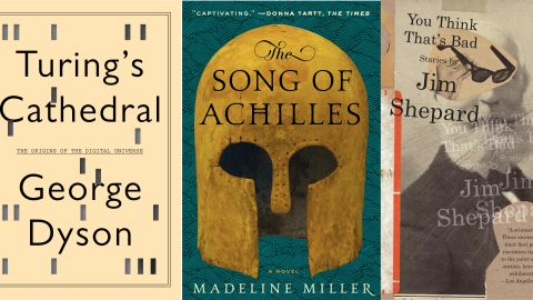 New releases for March shine a spotlight on history.