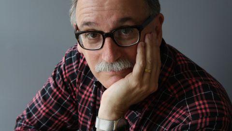 Author Jim Shepard's book hopscotches across time.