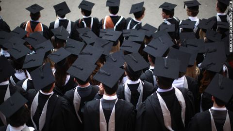 A report says Latinos will represent nearly a quarter of the college age population in 2025.