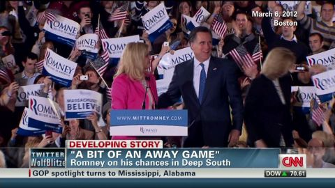 How Will Romney Do In the South? _00000722