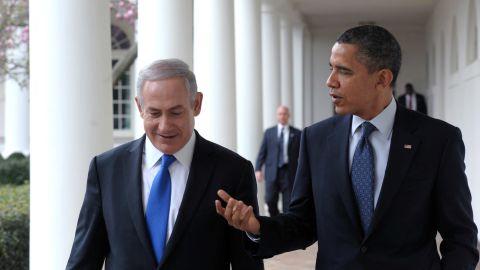 Israel's concern about Iran was on the agenda when Israeli Prime Minister Benjamin Netanyahu met President Obama this week.