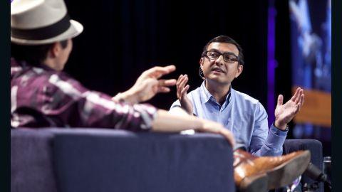 Vic Gundotra, the man behind Google's social network, speaks Friday at SXSW.