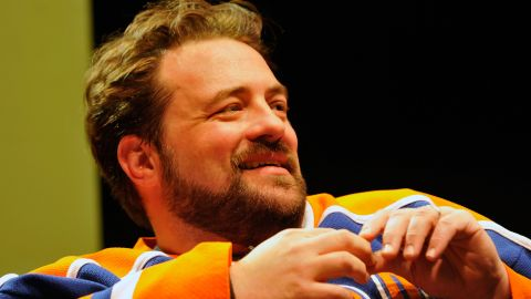 """Kevin Smith is planning a stage production of """"Clerks III"""" on Broadway in 2014."""