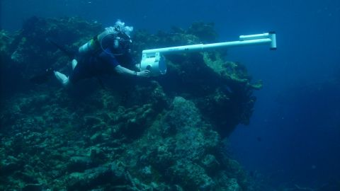 Today's treasure hunters operate in a billion dollar industry using the latest hi-tech tools, says Sean Tucker of U.S. based historical shipwreck company, Galleon Ventures