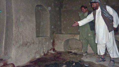 ac foreman afghan shooting timeline_00015222