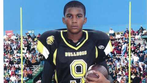 Trayvon Martin, 17, was shot dead in a gated community in Sanford, Florida around sunset on February 26.