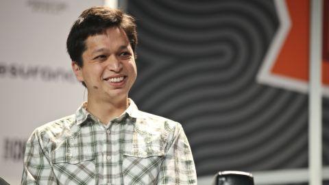 Pinterest co-founder Ben Silbermann spoke at SXSW Interactive on Tuesday.