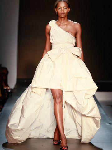 "South African label Kluk CGDT, named ""Designer of the Year,"" alongside Maki Oh."