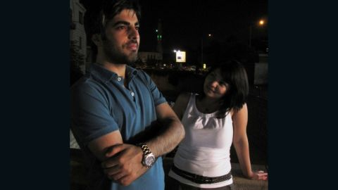 Ellesar Hasan spent weeks wondering about the fate of her husband, Firas Fayyad, in Syria.