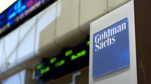 Lawrence Lessig says Goldman Sachs' culture began to change when it sold stock to the public.