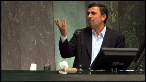 lkl iran ahmadinejad on the hot seat_00011007