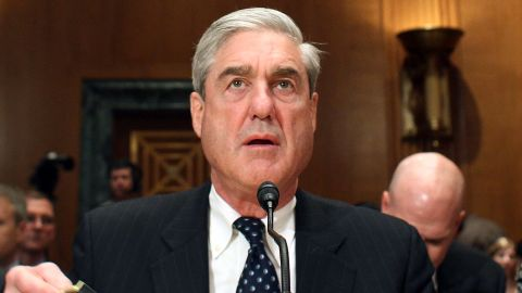 """FBI Director Robert Mueller said terrorists are """"using cyberspace to conduct operations."""""""
