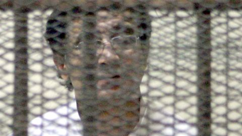Egyptian steel tycoon Ahmed Ezz was sentenced to 10 years in prison in September for corruption.