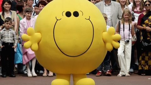 Is Mr Happy on his way to being Mr Successful?