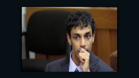 Dharun Ravi, a former Rutgers University student accused of spying on and intimidating his gay roommate, was found guilty Friday on charges of invasion of privacy, but jurors found him not guilty on several charges of bias intimidation.