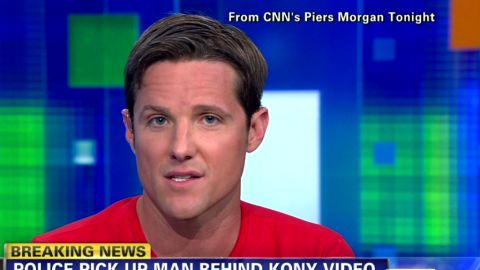 """Jason Russell is one of the founders of Invisible Children, whose documentary """"Kony 2012"""" went viral on YouTube."""