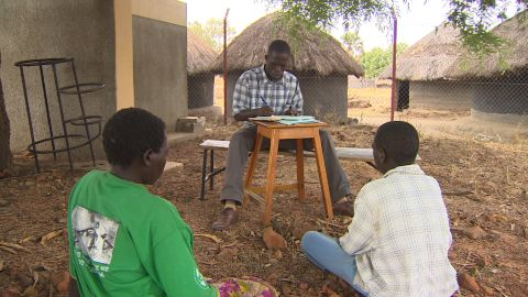 More than 400 children were registered as possible Nodding Disease cases in the first three days of a registration drive in Northern Uganda in March 2012. Doctors say that through a controlled diet and routine, they have managed to mitigate the convulsive attacks.