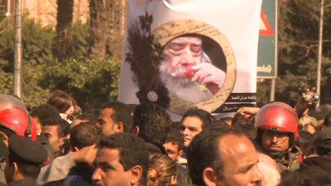 lee egypt mourning coptic leader_00010803