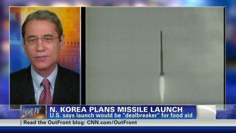 exp NORTH KOREA PLANS MISSILE LAUNCH_00013621