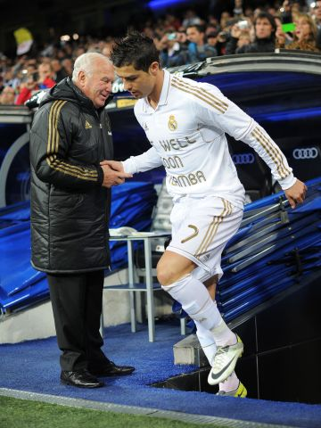 Tributes were paid to Muamba from across the footballing world. Real Madrid's players took to the pitch before last Sunday's Spanish league match with Malaga wearing shirts displaying a message of support for the midfielder.