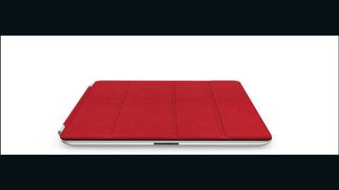 The new iPad is physically no different from the iPad 2, but the polarity of its magnets under the hood are.