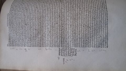 A book missing from Archbishop Marsh's Library in Dublin for 100 years has been returned. It was published in Basel, Switzerland, in 1538, and had been in the Dublin library's collection since 1701.