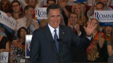 Mitt Romney wins Illinois primary