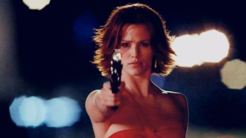 """In the 2001 TV series """"Alias,"""" Jennifer Garner played Sydney Bristow, a CIA agent who maintains several aliases to carry out her missions. Garner went on to win a Golden Globe, a Screen Actors Guild Award and a Teen Choice Award for her role. The series ended in 2006."""