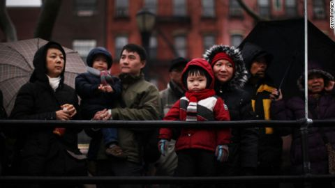 New York, Los Angeles, and San Jose, Calif. had the largest numbers of people of Asian descent.