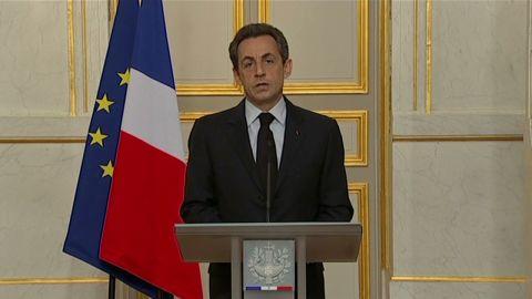sot france seige sarkozy statement_00020021