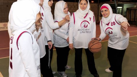 """The International Olympic Committee says it is confident Saudi Arabia is """"working to include women athletes and officials at the Olympic Games in London in accordance with the International Federations' rules."""""""