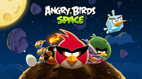 'Angry Birds Space' includes hidden goodies and secret levels, and Rovio promises regular free updates for the future.