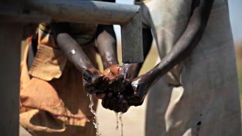 The United Nations estimates that 2.5 billion people still lack basic water sanitation.