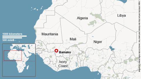 Where is Mali?
