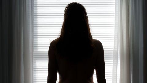 "Julia Kozerski's photo is called ""Vestige"" from her series ""Half."""