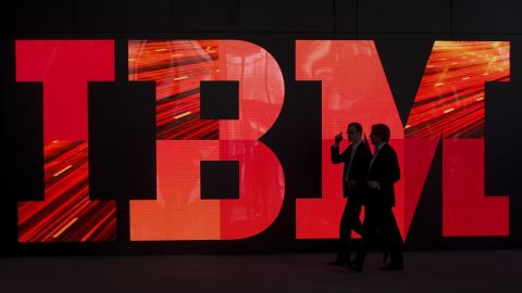 IBM has been friendly in selling patents to younger tech companies in the past.