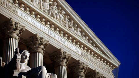 The Supreme Court ruled that children conceived after the death of their father were not eligible for Social Security benefits.