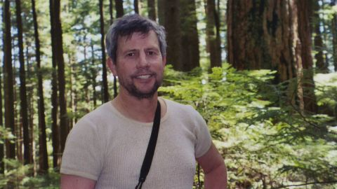 Marlantes finds refuge from his war memories by hiking in the woods near his home in rural Washington, near Seattle.