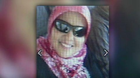 An image of Shaima Alawadi, an Iraqi woman who was beaten to death in her California home.
