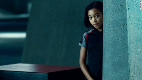 """""""I was pumped about the Hunger Games. Until I learned a black girl was playing Rue,"""" was one tweet posted on Tumblr."""
