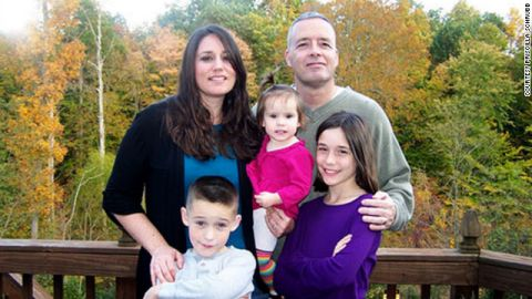 Priscilla Schrubb is married to a Marine and has relocated five times.