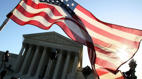 The Supreme Court says it will hear a case about the government's little-known foreign surveillance program.