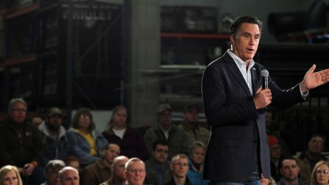 """Two of Mitt Romney's rivals in the presidential campaign have tarred him as """"moderate."""" Bob Greene asks: Why is that so bad?"""