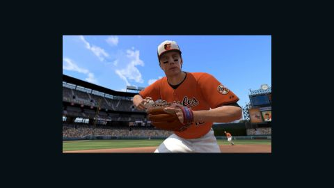 """""""MLB12: The Show"""" offers realistic visuals and smooth controls to create a true """"ballpark"""" feel."""