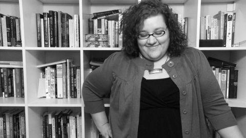 Author Lesley Kinzel