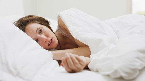 """""""There probably is an important connection between depression and sleep apnea,"""" says a sleep expert."""