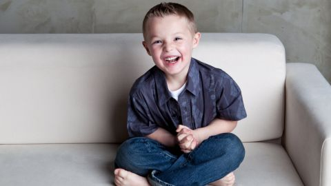 """""""At 2 years old, Charlie was diagnosed with autism,"""" said Matthew McGhie, his father. """"The diagnosis hit us hard. In that moment, we realized things were going to be different. There wouldn't be Little League baseball; there wouldn't be any of the normal things for our family. Rather than hugs, we'd get scratches. Rather than giggles, we'd get screams."""""""