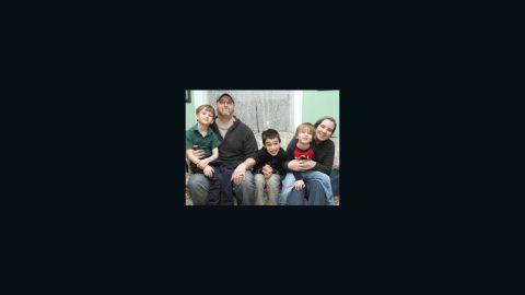 Rob Gorski and his wife, Lizze, have three boys on the autism spectrum, Gavin,12, Elliott, 6 and Emmett John, 3.